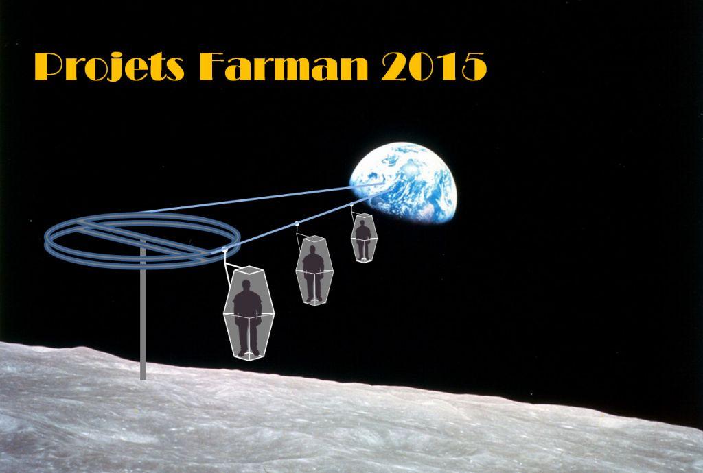Apple à projets Farman 2015