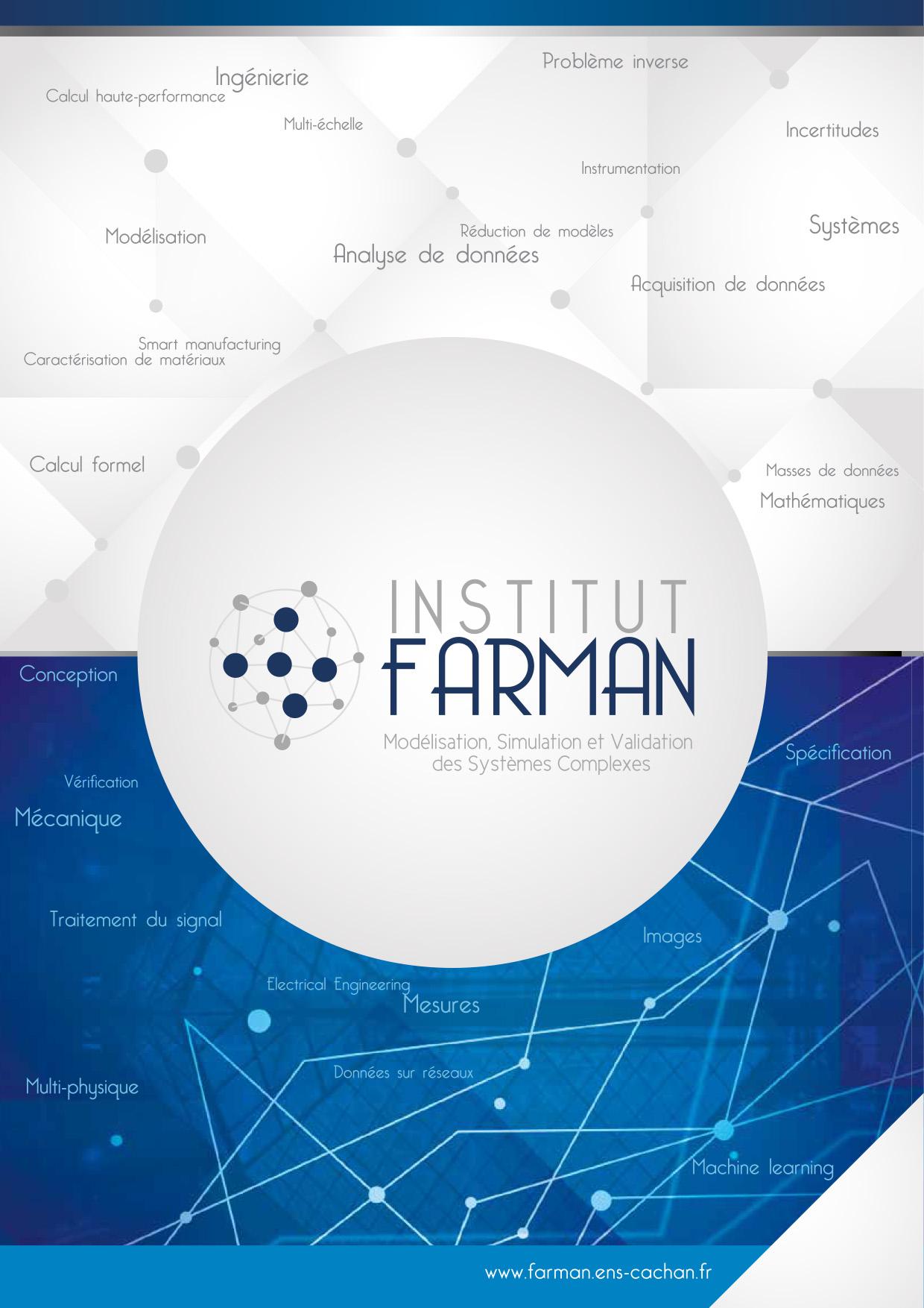 Plaquette Institut Farman