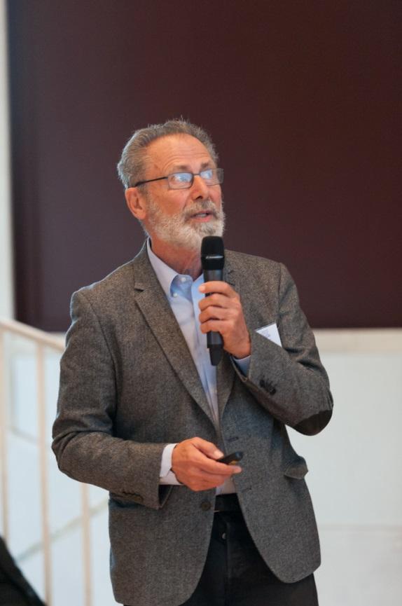 Yves Meyer, 27 septembre 2017