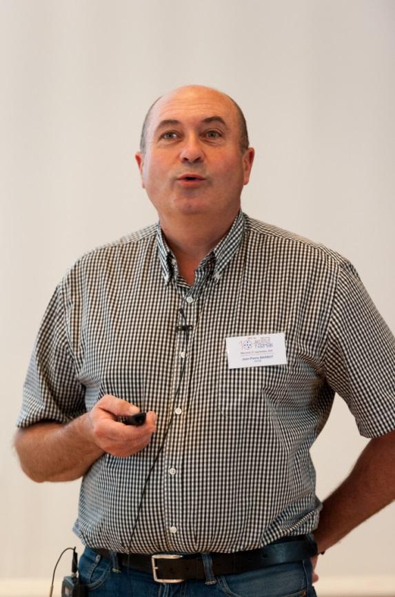 Jean-Pierre Barbot, 27 septembre 2017